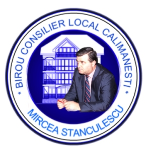 STAMPILA CONSILIER LOCAL